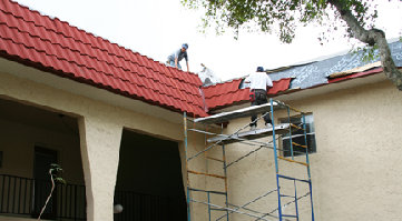 Metal Roofs - America on The Roof, Inc.