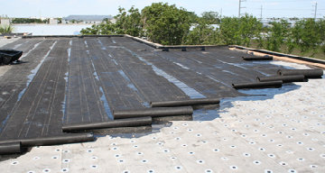 Flat Roof - America on The Roof, Inc.